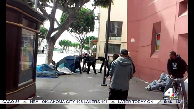 [LA] Video Shows Deadly Police Shooting on Skid Row