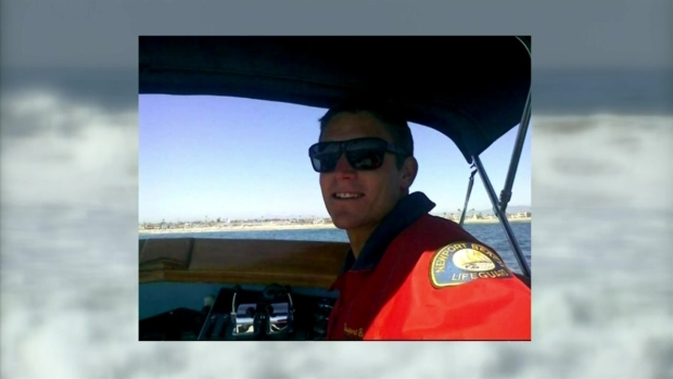 [LA] Colleagues Mourn Lifeguard Killed in Newport Beach Rescue