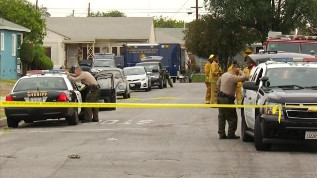 [LA] Compton Drug Lab Explodes