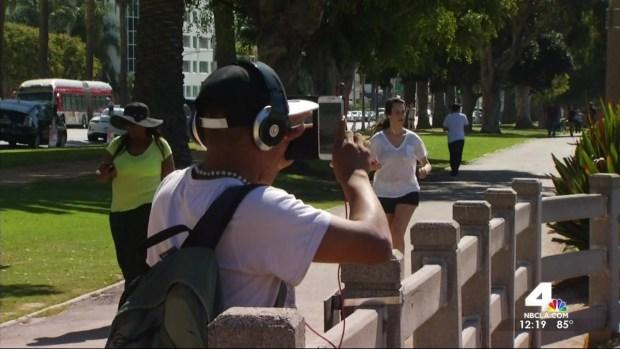 [LA] Record-Breaking Heat Expected for LA Marathon
