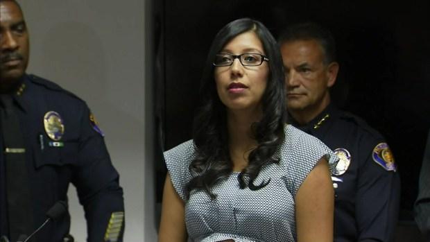 [LA] 911 Dispatcher Describes Call With Homicide Suspect