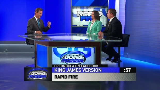 [LA] Rapid Fire: Sterling, Lakers, LeBron