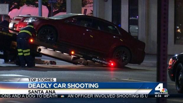 [LA] One Man Dead, Two Women Injured in Santa Ana Shooting