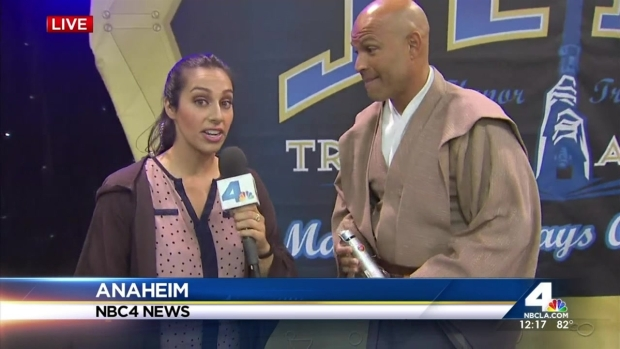 [LA] Lightsabers Deployed: Jedi Training at Star Wars Celebration