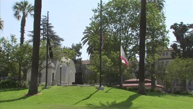 [LA] Pasadena Community Mourns Fallen Soldier