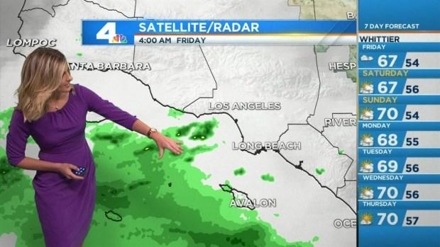 [LA] Forecast: Cold Spring Storm, Round 2