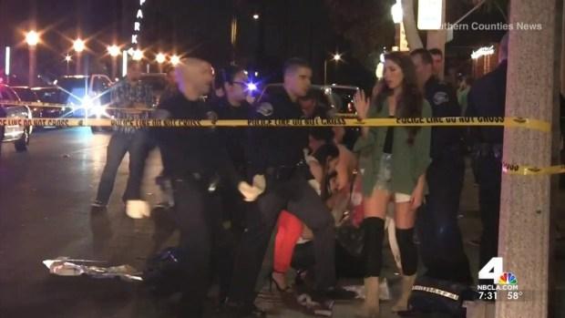 [LA] 4 Stabbed at OC Bar