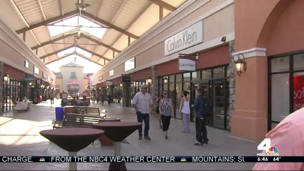 [LA] New Shopping Outlet Opens in Central California