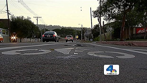 [LA] Cyclists, Drivers Clash Over Bike Lanes in San Pedro