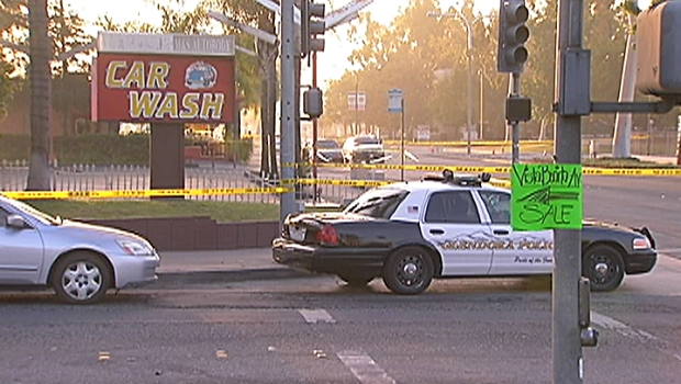 [LA] Two Men Fatally Stabbed During Argument at Glendora Car Wash