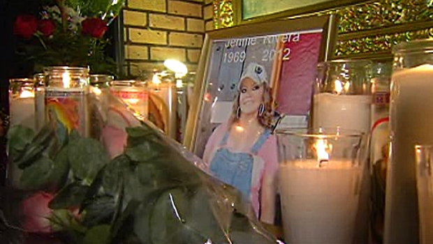 [LA] Singer Jenni Rivera is Mourned in Los Angeles