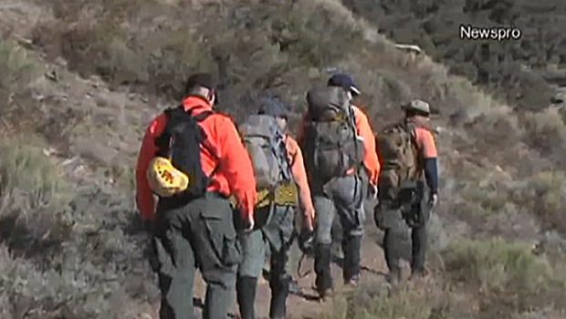 [LA] Body Found Near Where Hiker Went Missing
