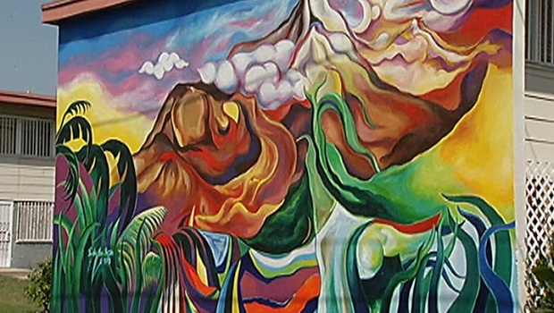 Amazing LA Murals