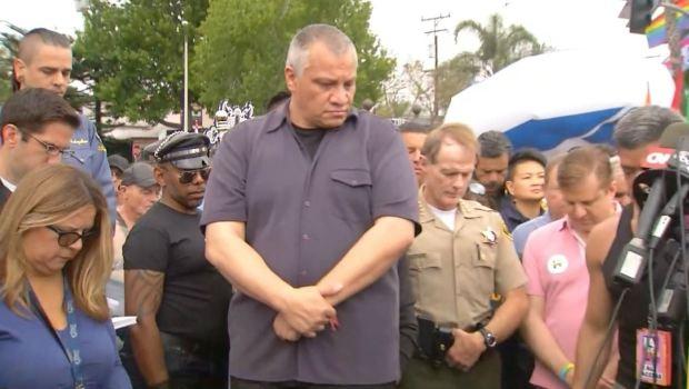 [LA] LA PRIDE Honors Orlando Shooting Victims