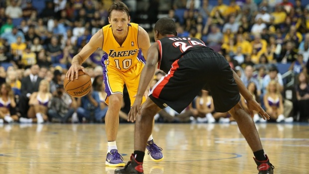 Lakers Injury Update: Steve Nash Improving