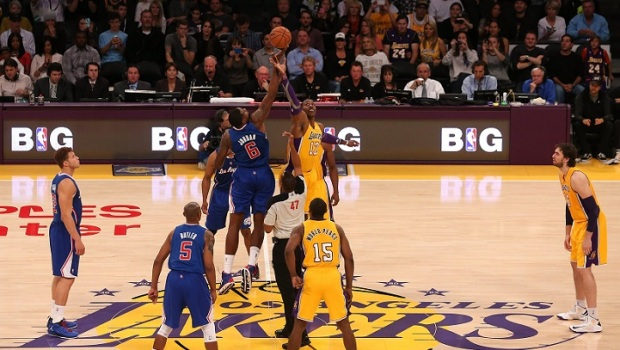 Lakers and Clippers Image