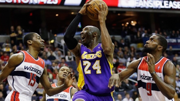 Lakers' Problem is Not Kobe Bryant's Shooting