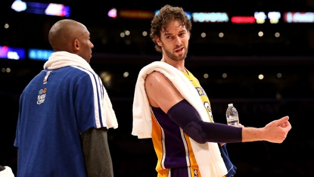 [LA] Roggin's Rants: Will Pau Gasol's Return Disrupt Chemistry?