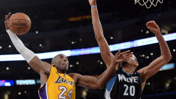 Kobe Bryant: Western Conference Player of the Month