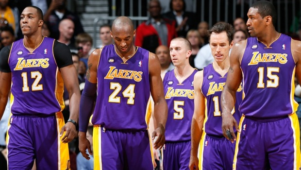 Lakers Have No Guarantee Of Making Playoffs
