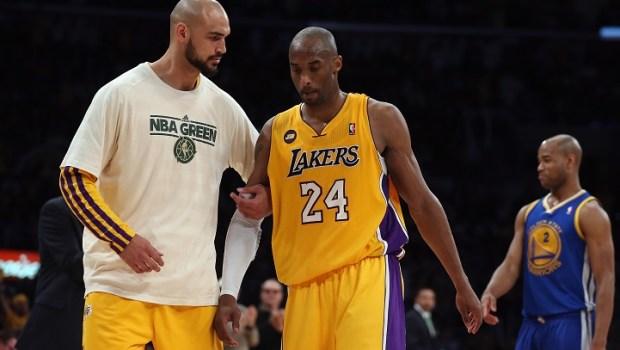 [LA] Kobe Bryant at Lakers Practice - 10/24/2013