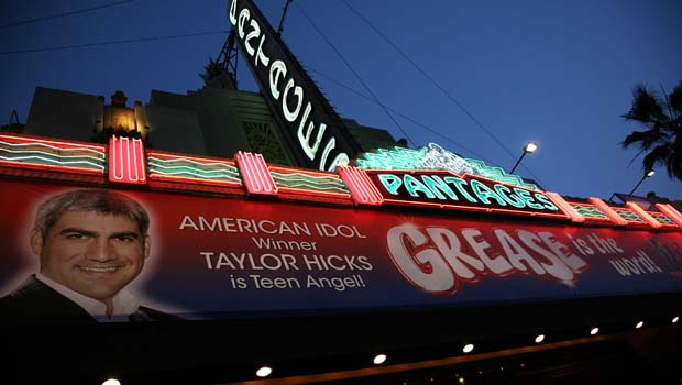 """Grease"" Opens at Pantages"