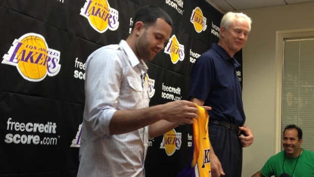 [LA] Jordan Farmar Return To Lakers