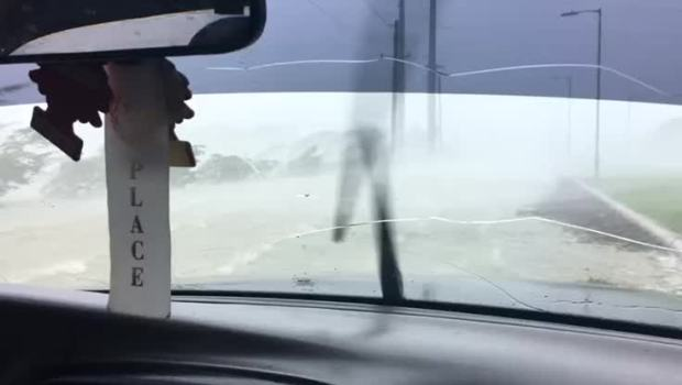 [NATL] Man Drives Truck Through Storm to Deliver Diesel in Bahamas