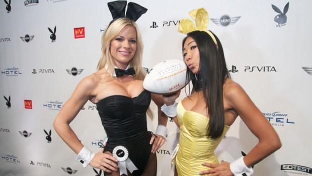 Playboy's Super Bowl Party