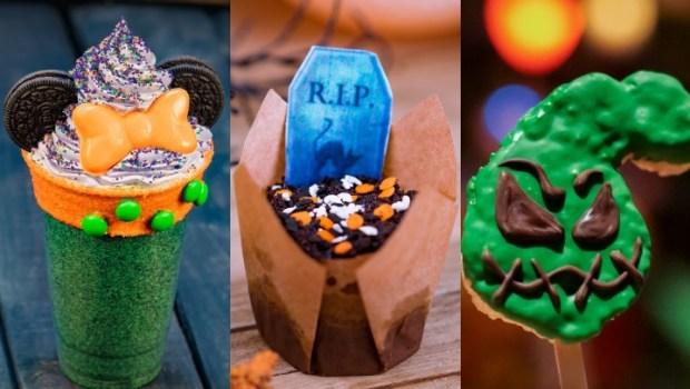 Disneyland Resort's Halloween Treats Are Here!