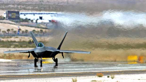 The Air Force's F-22 Raptor