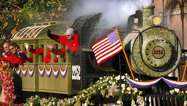 120th Annual Tournament of Roses Parade