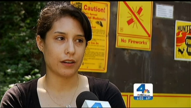 "[LA] Friend of Missing Hiker: ""She Knows We're Looking for Her"""