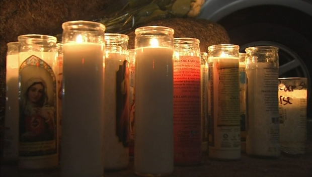 [LA] Candlelight Memorial Held for Victims of Deadly Tour Bus Crash
