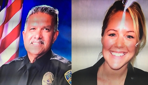 [LA] 2 Palm Springs Officers Killed in the Line of Duty