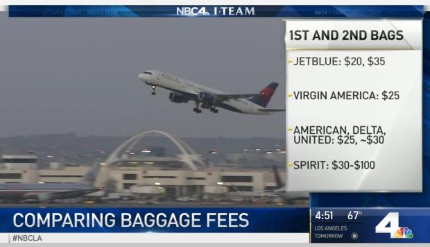 [LA] Are Baggage Fees Fair? 3 Ways to Cut Baggage Costs