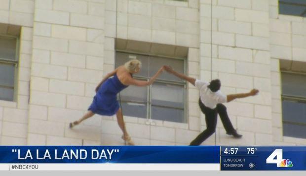 [LA] Tuesday Declared 'La La Land' Day in Los Angeles