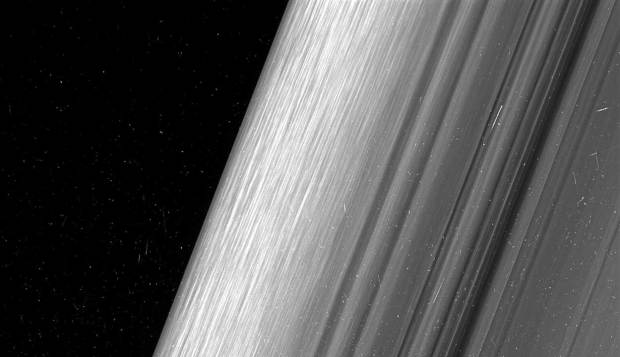 Possible conditions for life discovered on Saturn moon