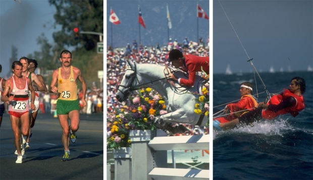 [la gallery] Turn Back the Clock With a Look at These Venues of the 1984 Los Angeles Olympics