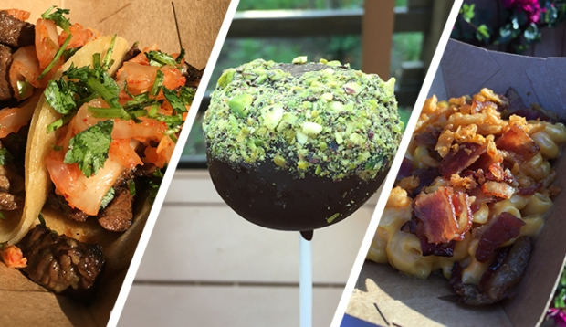 Feast Your Eyes: Yummy Bites at Disney California Adventure's Food and Wine Fest