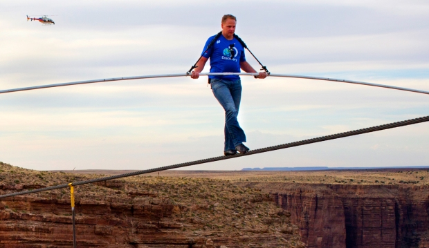 [NATL] Top Daredevil Stunts