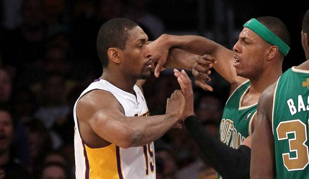 Lakers, Celtics Images: Another Thriller at Staples Center