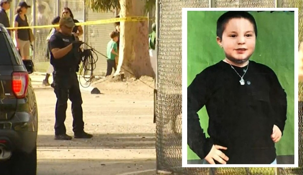 [LA] Search Expands For Missing 5-Year-Old Boy