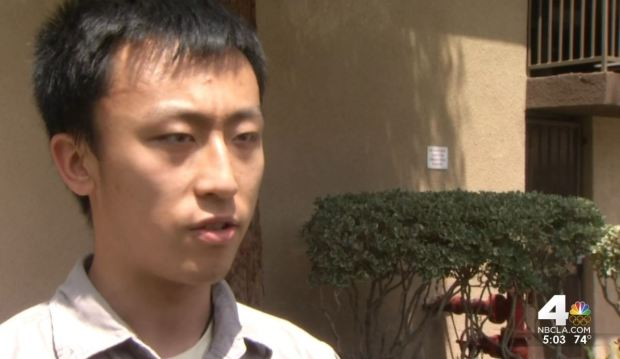 [LA] Student of Slain UCLA Professor Speaks Out