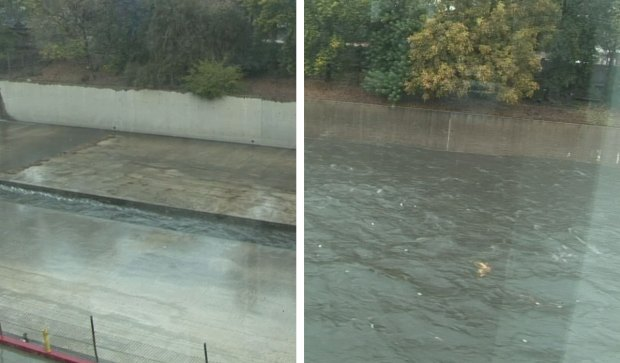Time-Lapse: LA River Rises