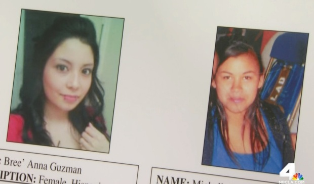 Chief: DNA tied man to killings of 2 women in LA