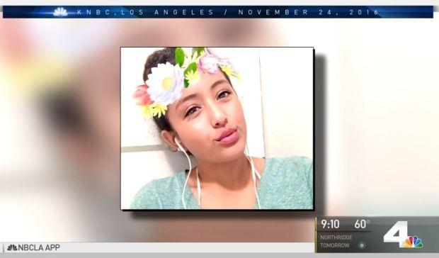 [LA] Teen Shot Coming Home From Church