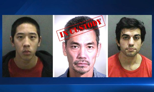 [LA] Hunt for Fugitives Leads to San Jose