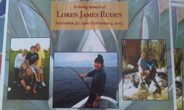 The Search for Missing Fisherman Loren Ruden