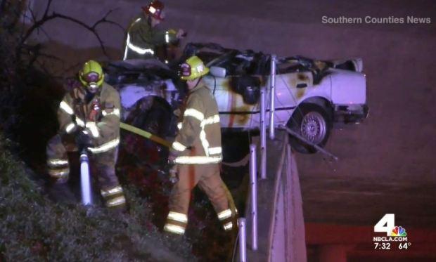[LA] Teens Killed in Fiery Irvine Crash